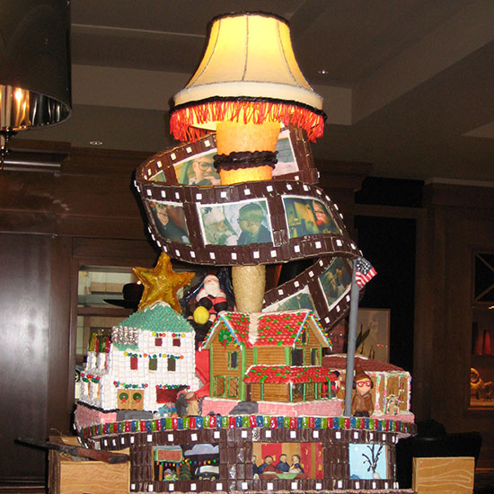 Over-the-Top Gingerbread Houses: A Christmas Story