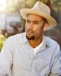 Music legend Ben Harper