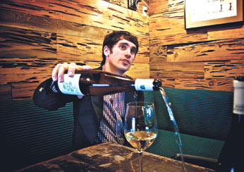 Top Sommeliers of 2011