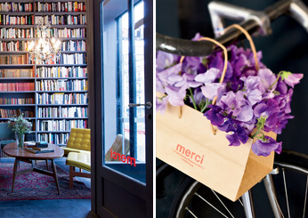 Top European Design Shops: Merci in Paris