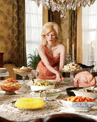 The Help: Jessica Chastain