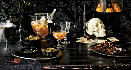 Halloween Party Recipes Guide