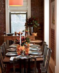 Michael Symon's Heartland Thanksgiving Table