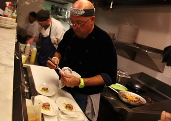 Andrew Zimmern's Kitchen Adventures