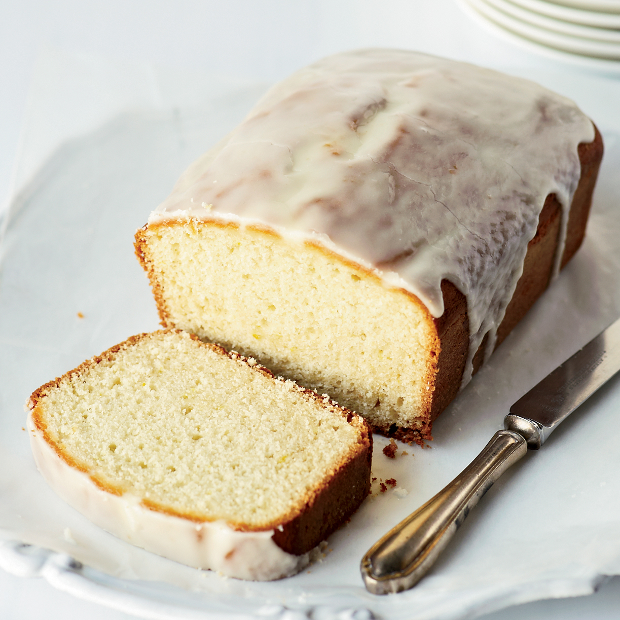 Tangerine Cake With Citrus Glaze Recipe — Dishmaps