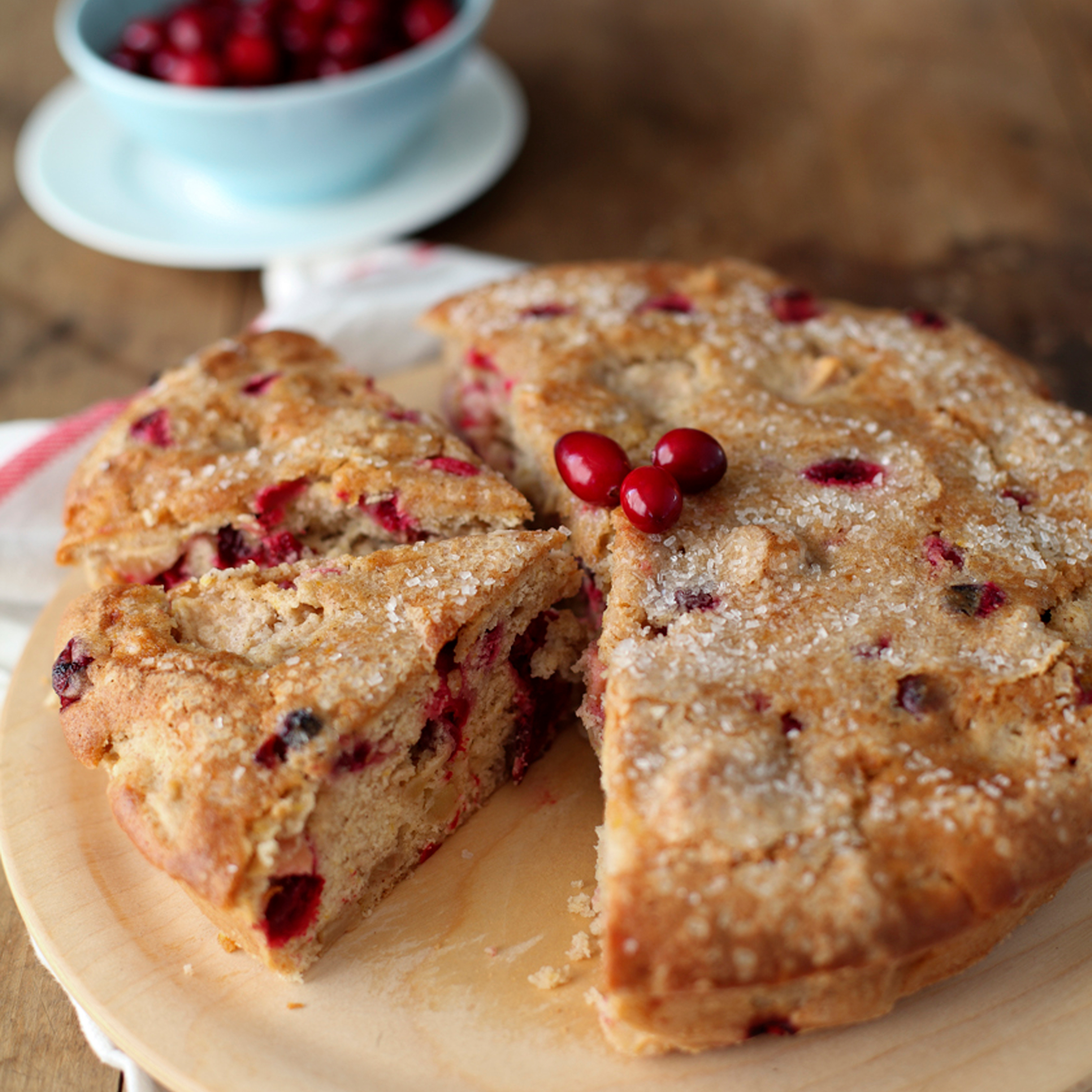 Fruit Cake Made With Vegetable Oil