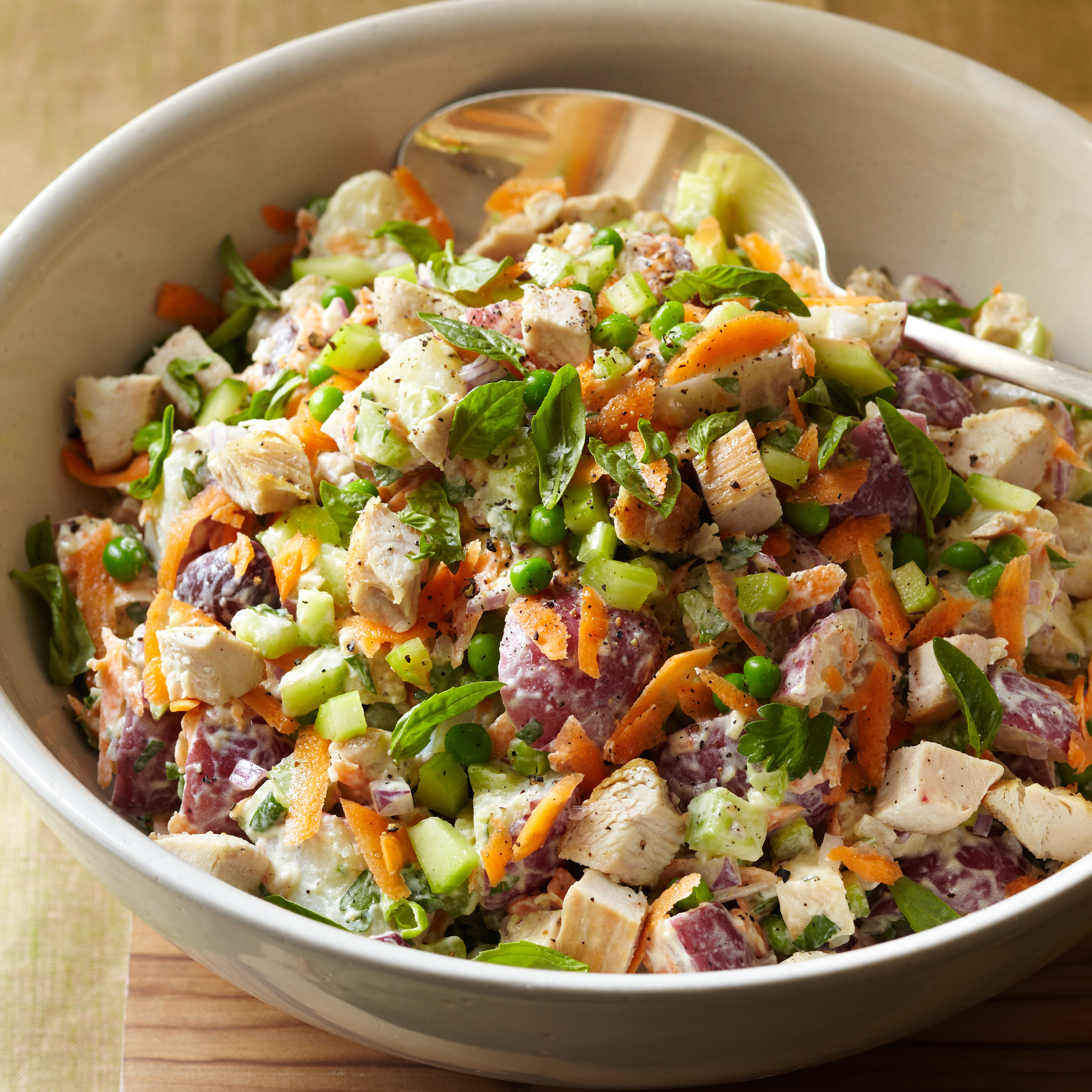 Persian Chicken Salad Recipe Quick From Scratch One Dish