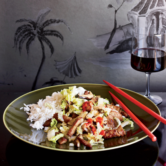 Culinary Icons: Cecilia Chiang's Shanghai Stir-Fried Pork with Cabbage
