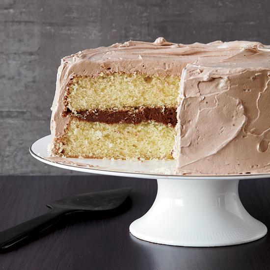 Layer Cake Recipes: Frostings
