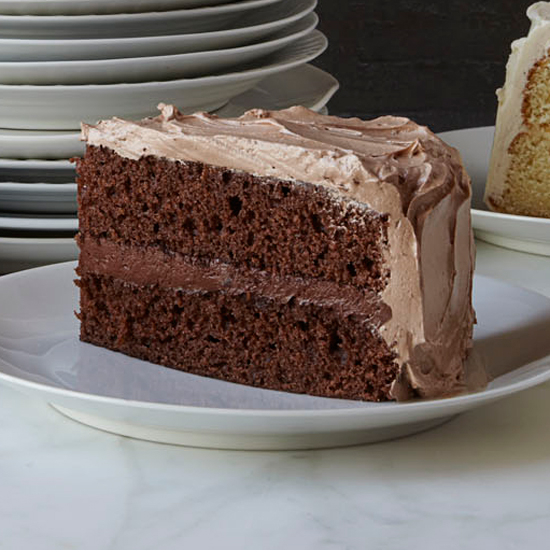 Comfort Food: Perfecting Layer Cake