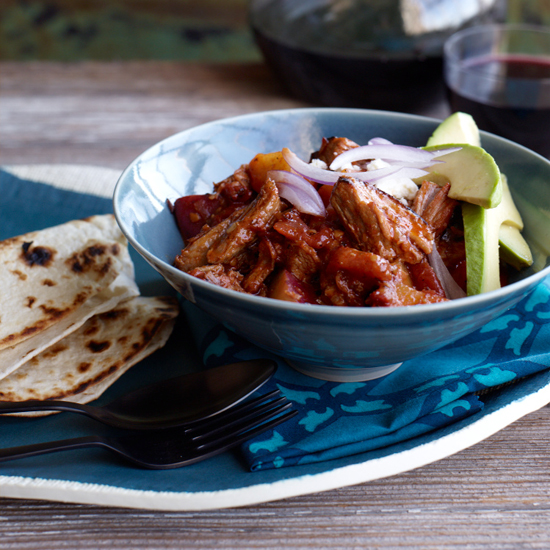 Mexican Recipes: Pork Tinga