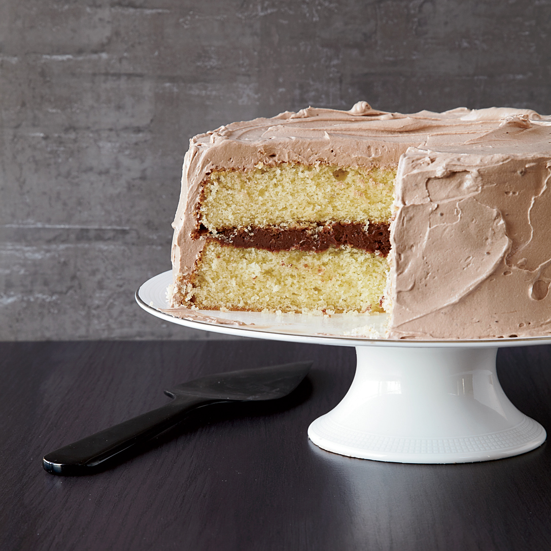Brown Butter Layer Cake Recipe Tom Douglas Food Amp Wine