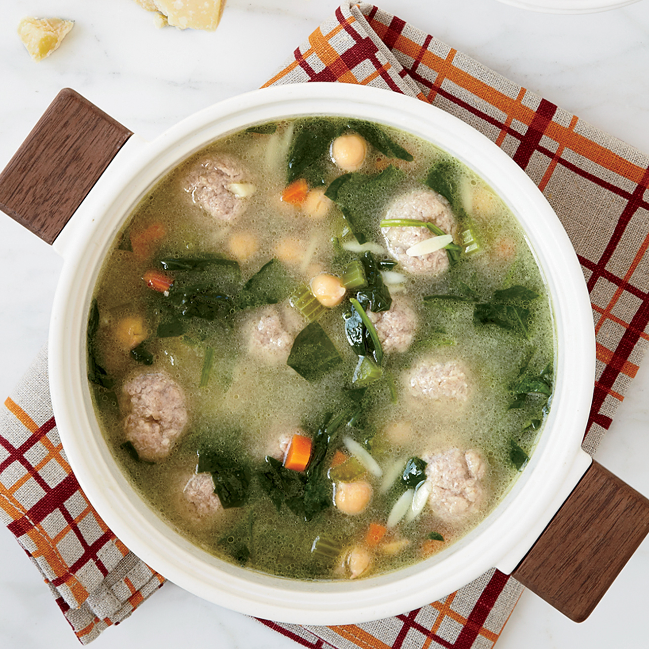 Italian Wedding Soup Recipe - Grace Parisi | Food & Wine