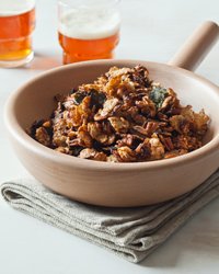 Healthy Snacks: Asian-inspired riff on Chex Mix