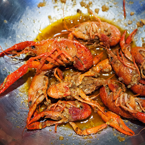 Buy This Not That: Crawfish
