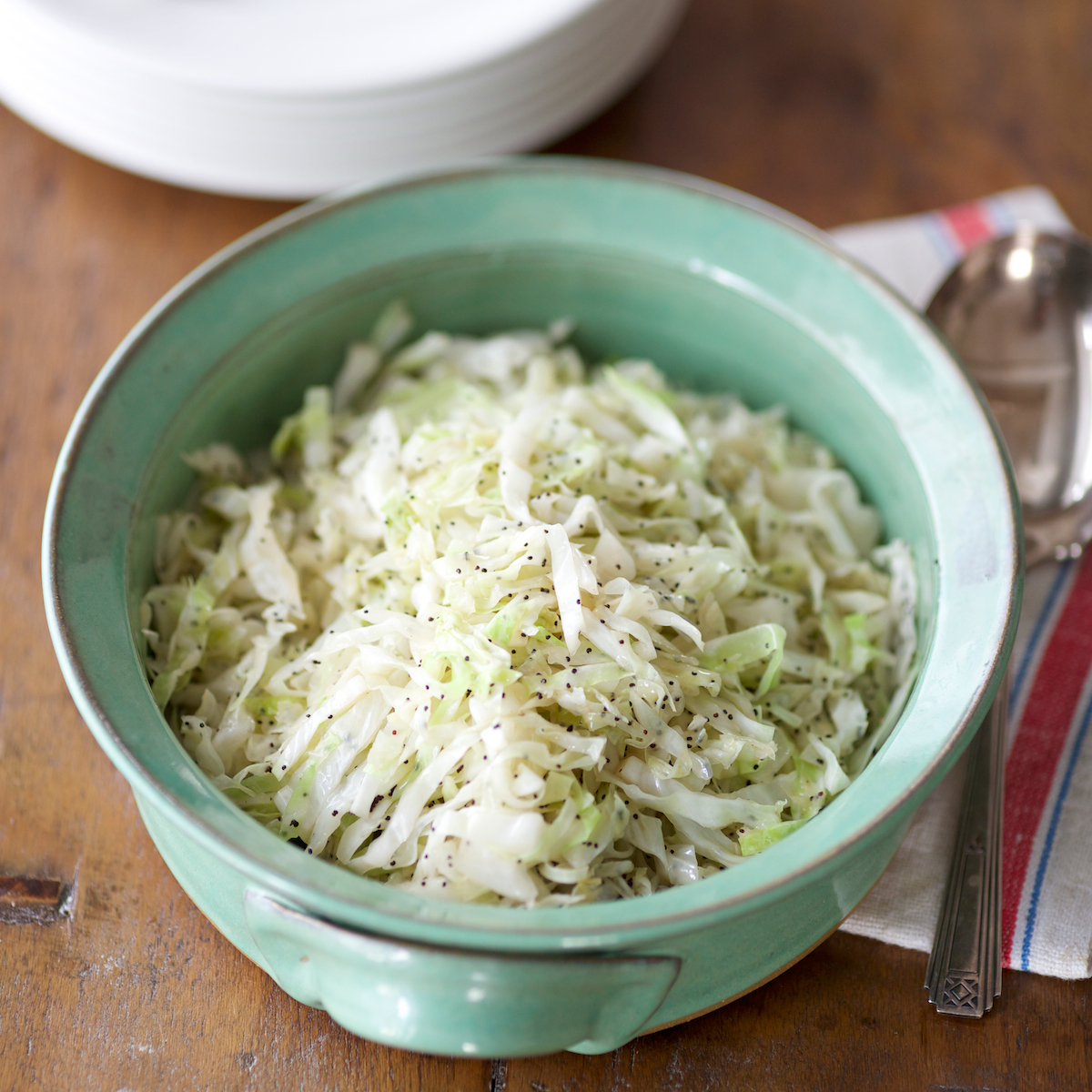 Sautéed Cabbage with Brown Butter and Poppy Seeds Recipe - Kate ...