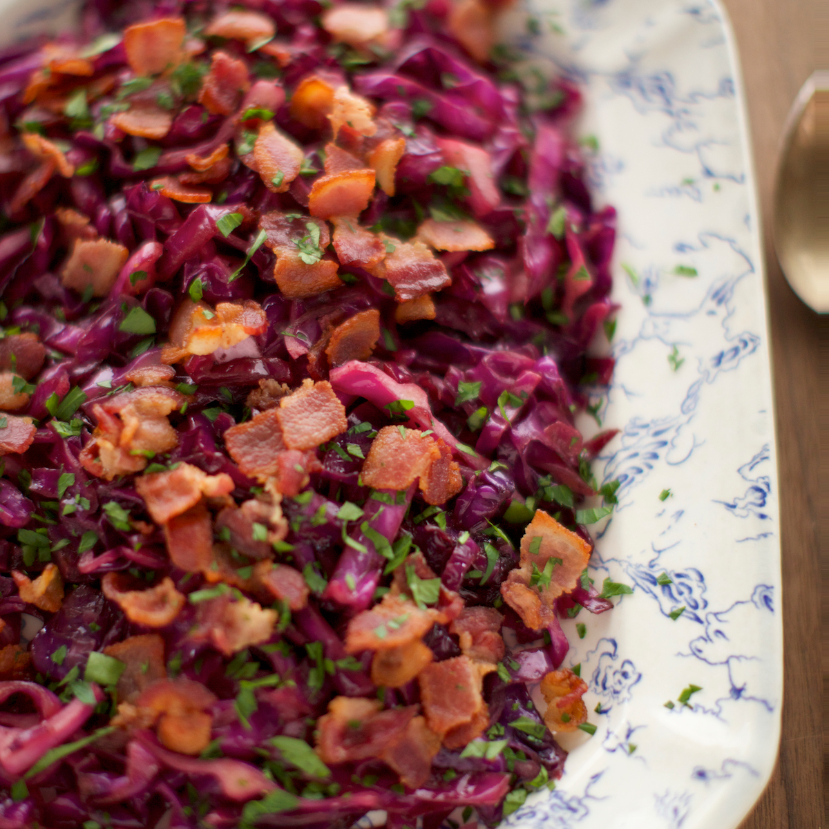 Pork loin red cabbage recipes