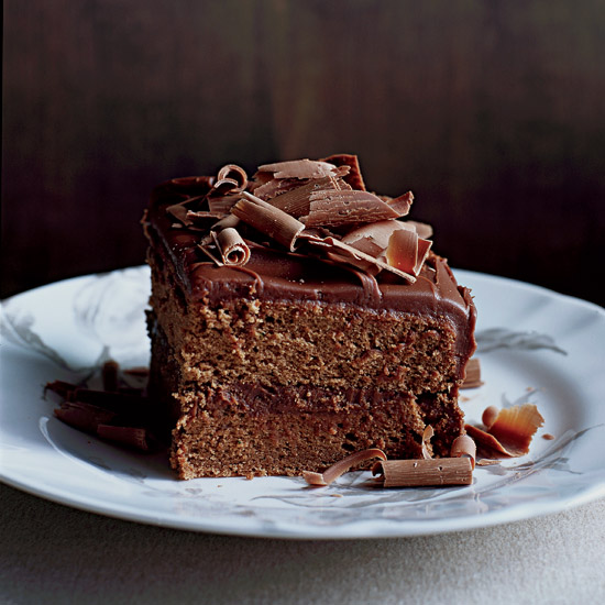 10 Ways to Upgrade Chocolate Cake
