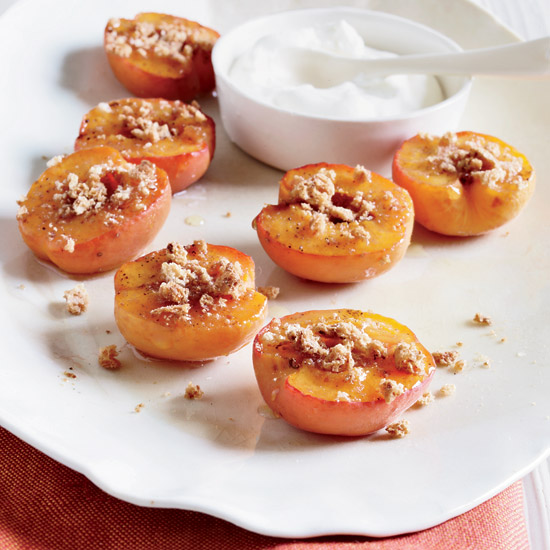 apricots with mascarpone simple roasted apricots with honey mascarpone ...