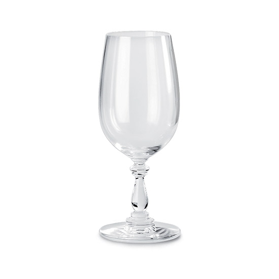 Baroque Wine Glass