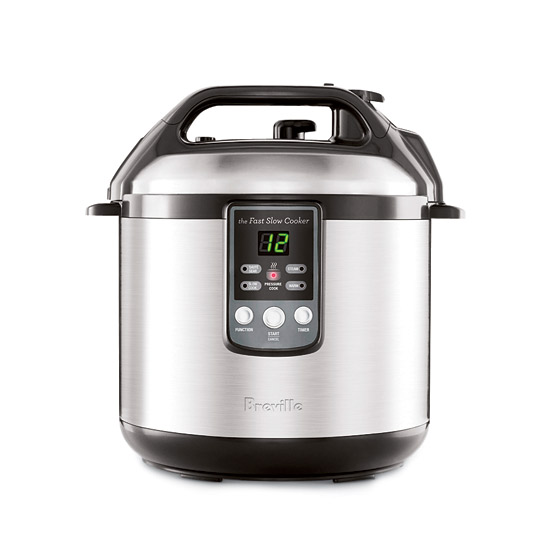 The Fast Slow Cooker