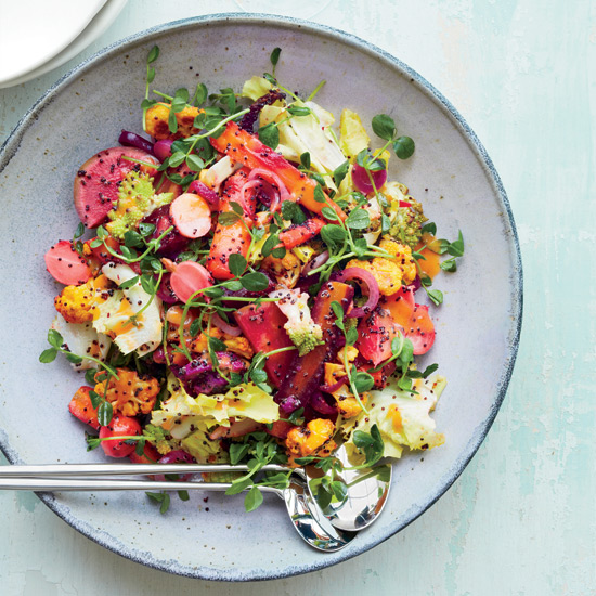 7 Gorgeous Summer Salads