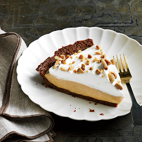 creamy peanut butter pie this delicious whipped cream topped peanut ...