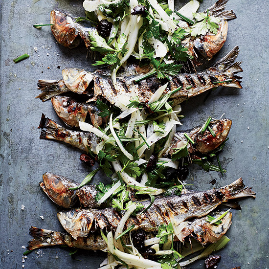 10 Fish Recipes That Will Shrink Your Carbon Footprint