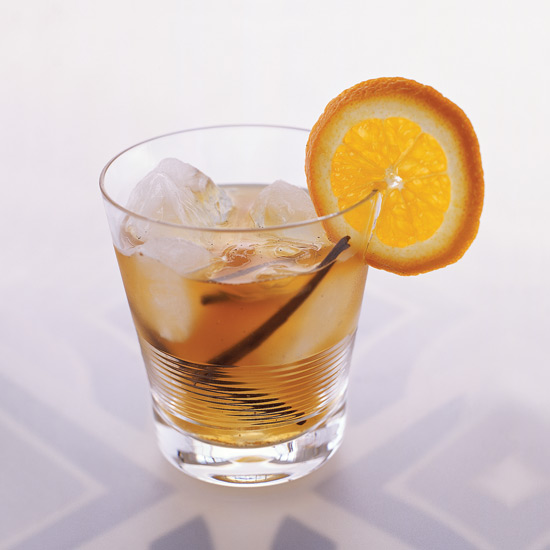 Vanilla Old-Fashioned