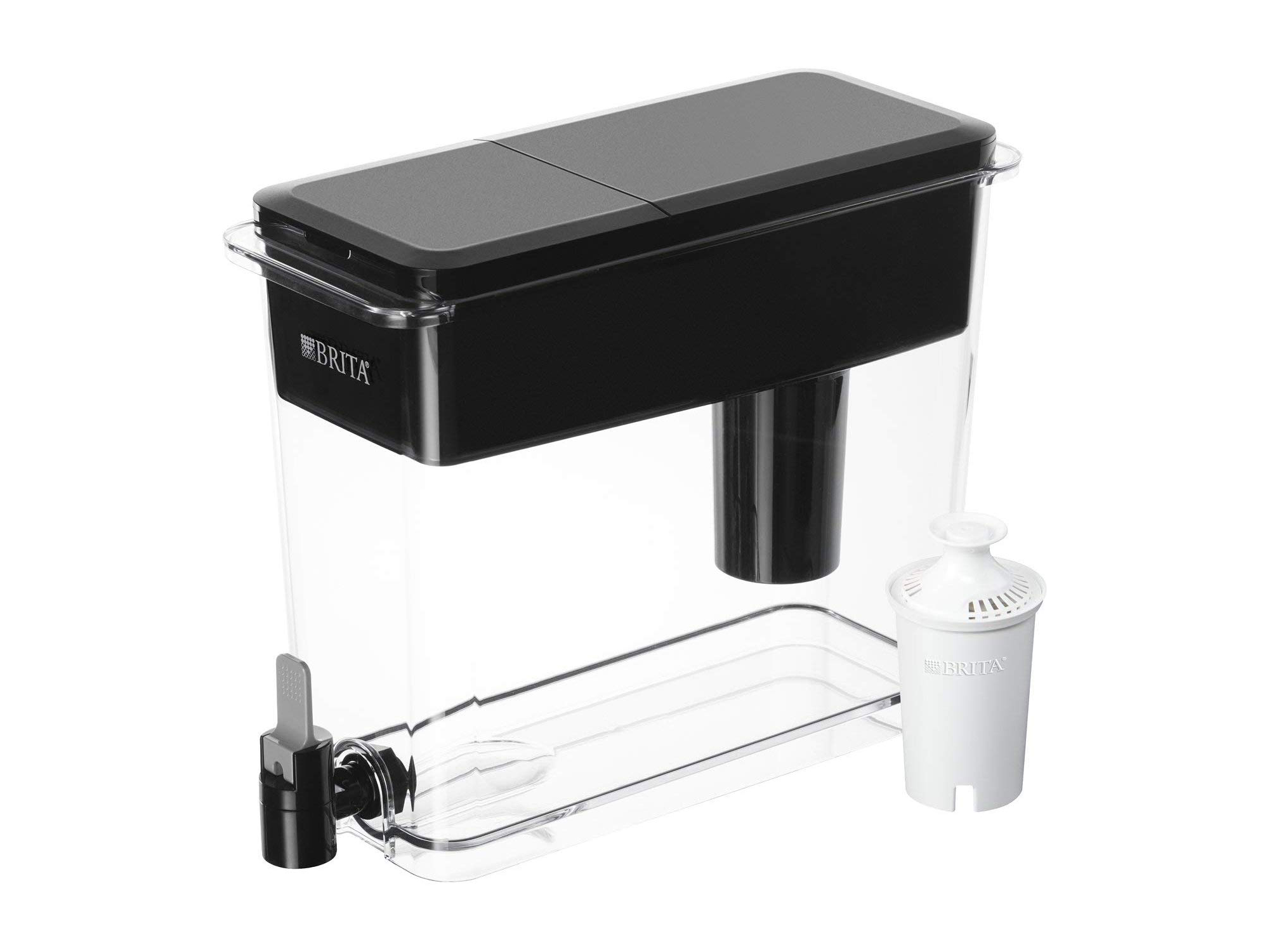 Brita 60258360394 Ultra Max Filtering Dispenser