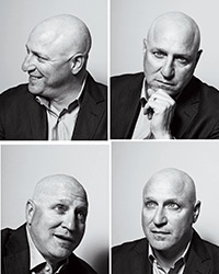 Best New Chef All-Star Tom Colicchio, '91