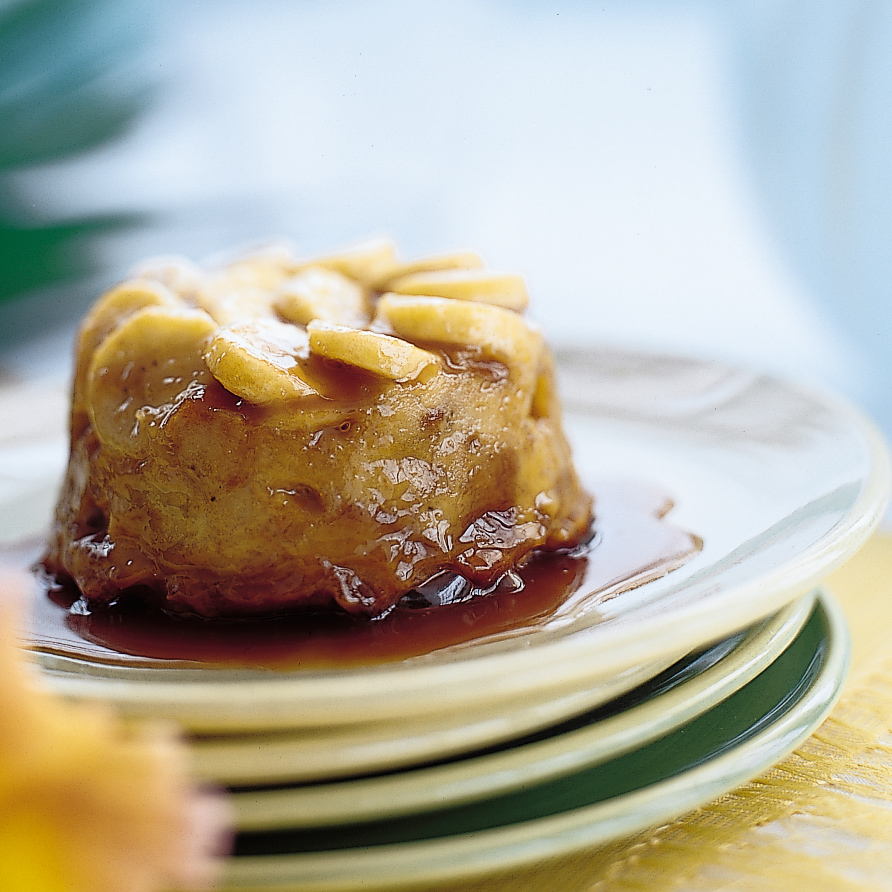 Banana-Bread-and-Butter Pudding Recipe - Heather Ho | Food ...