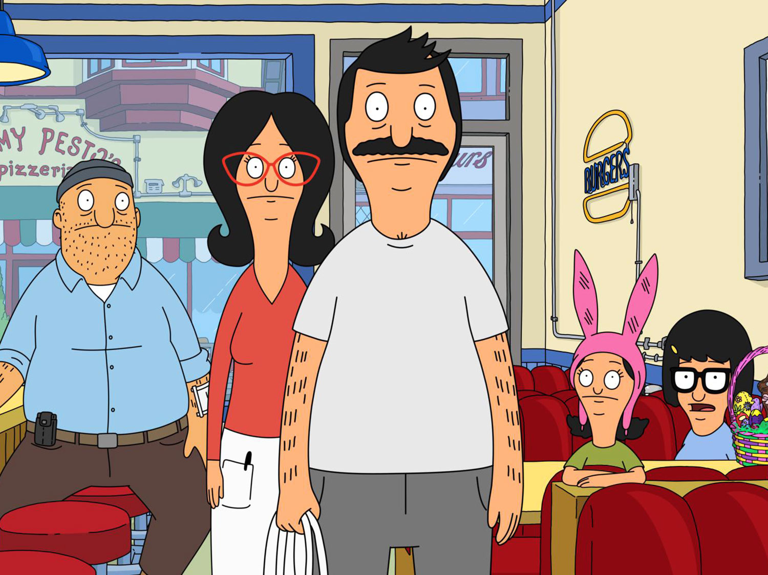 'Bob's Burgers' Opens IRL in Atlanta, St. Louis and Phoenix