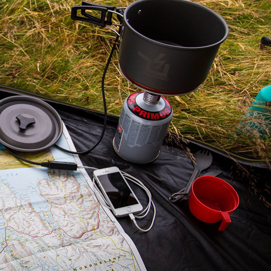 5 Outdoorsy Gifts for Dads Who Like to Camp