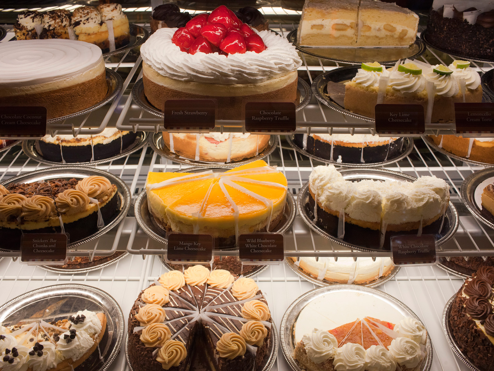 Here's How to Get Free Cheesecake Factory Cheesecake for Halloween