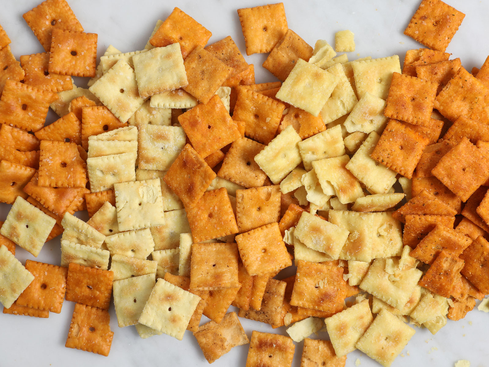 Cheez-Its Has Hidden a Secret Snack Bunker Somewhere In the Country