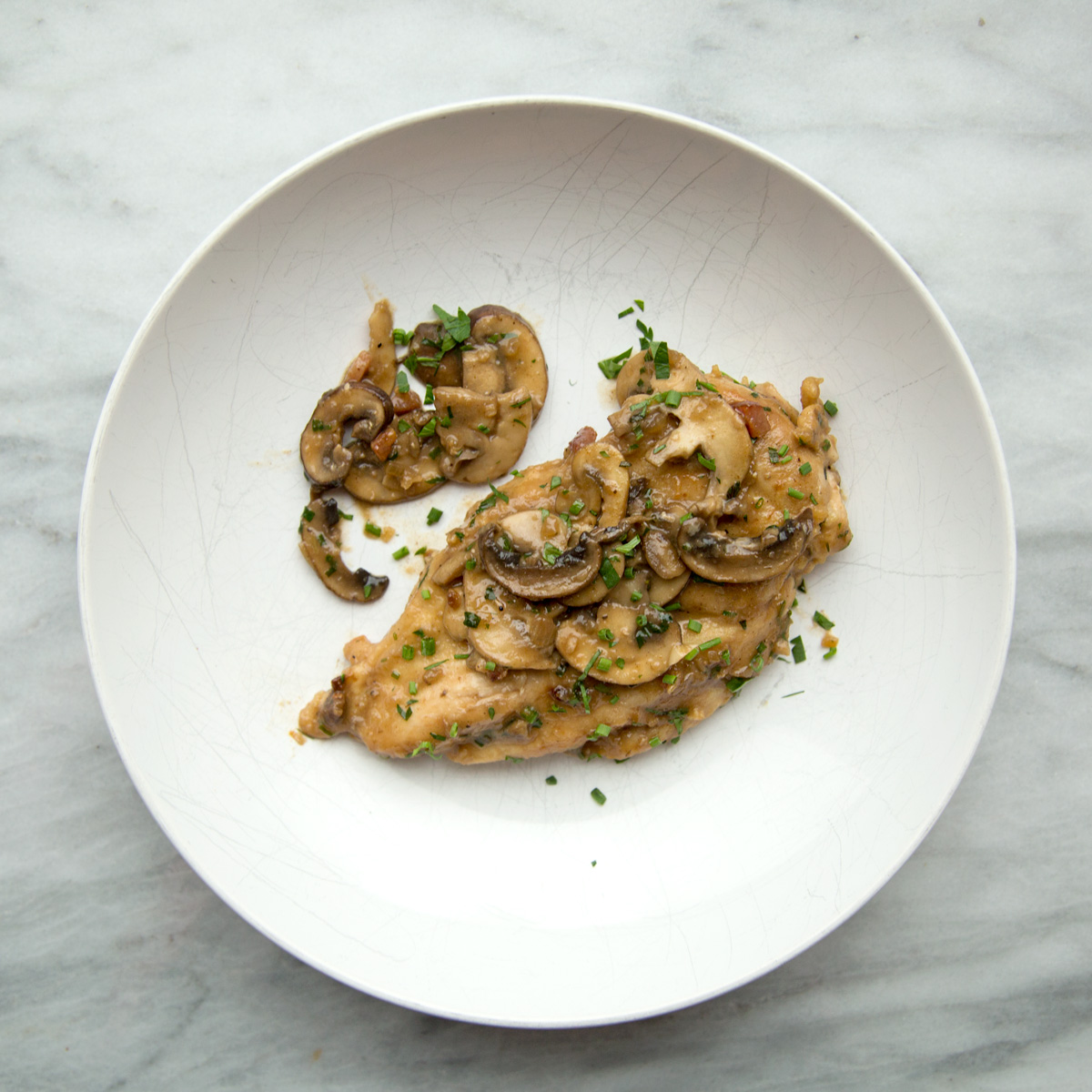 Chicken Marsala Recipe - Anna Painter