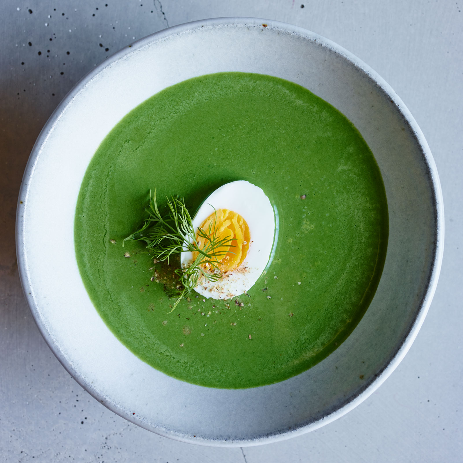 Food And Wine Spring Soup Recipes