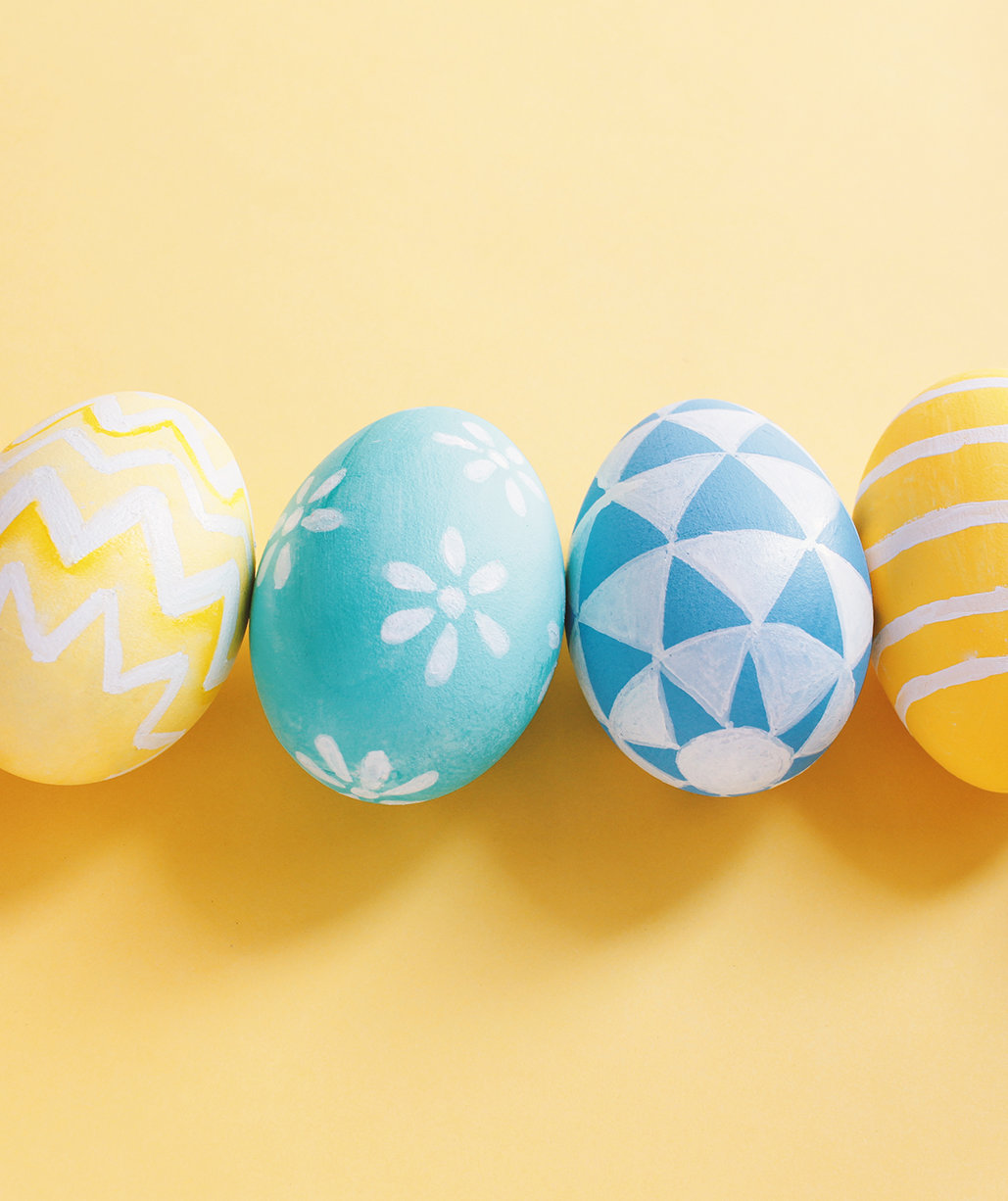 5 Genius Easter Egg Decorating Hacks