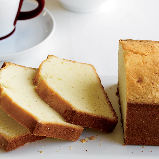 Day 27: Jacques Pépin's Favorite Pound Cake