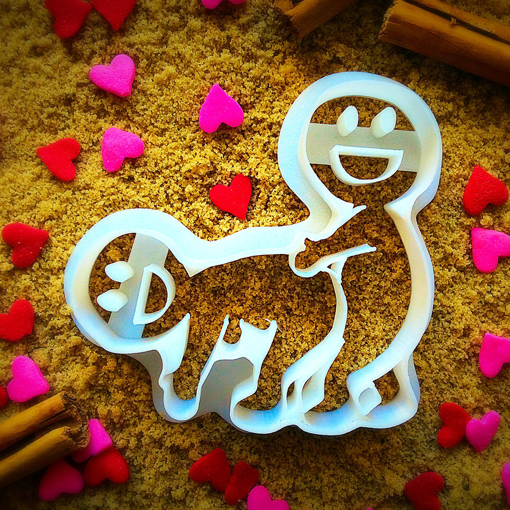 Karma Sutra Cookie Cutters