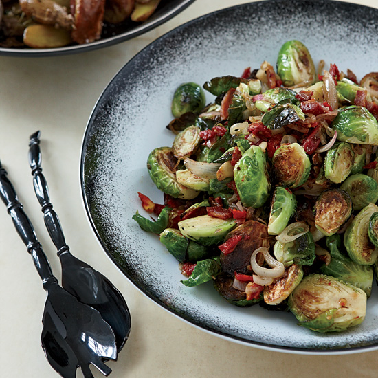 FWX CARAMELIZED BRUSSEL SPROUTS