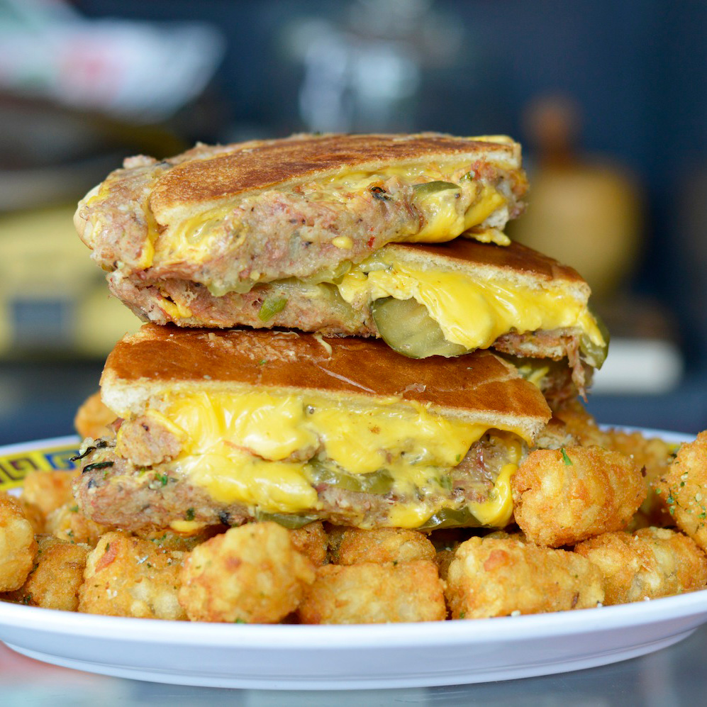 FWX HOT JOY GRILLED CHEESE