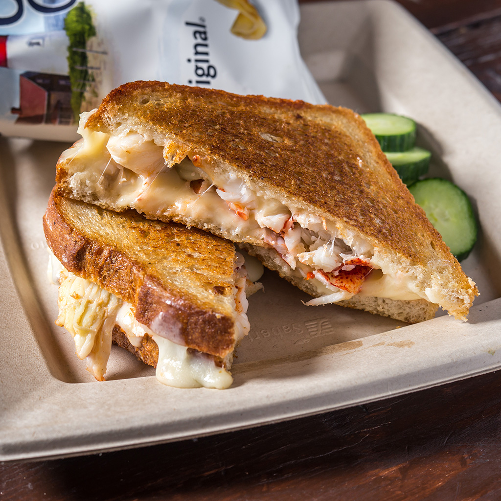 FWX LOBSTER GRILLED CHEESE