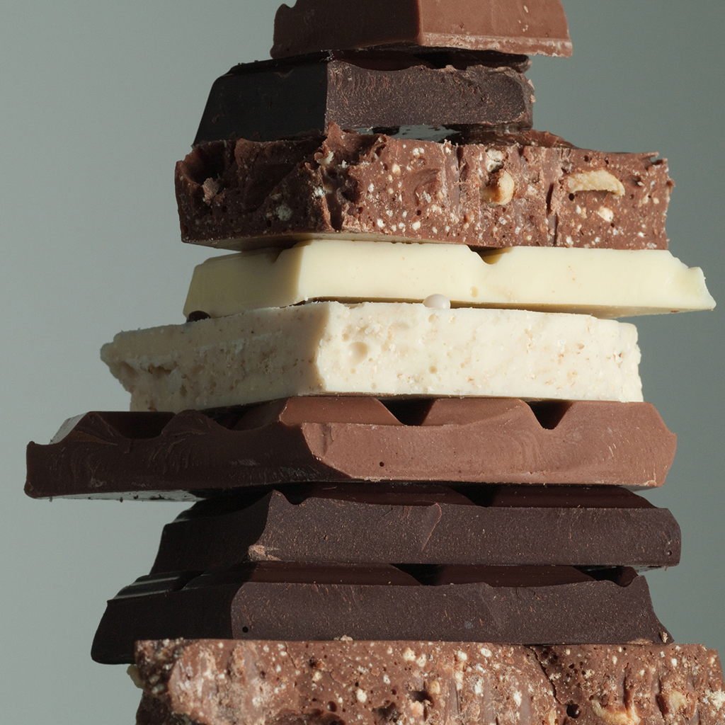FWX MILK CHOCOLATE BETTER FOR YOU