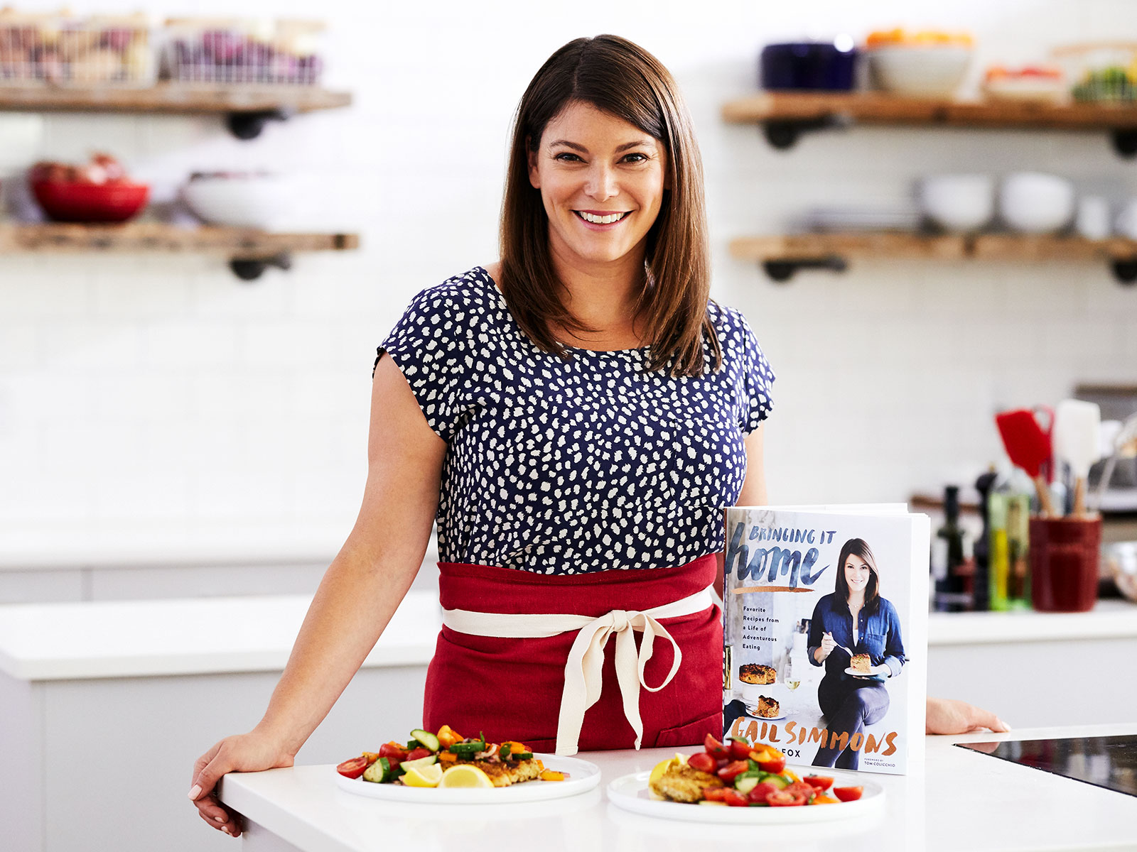 These 5 Items Are Always in Gail Simmons' Kitchen