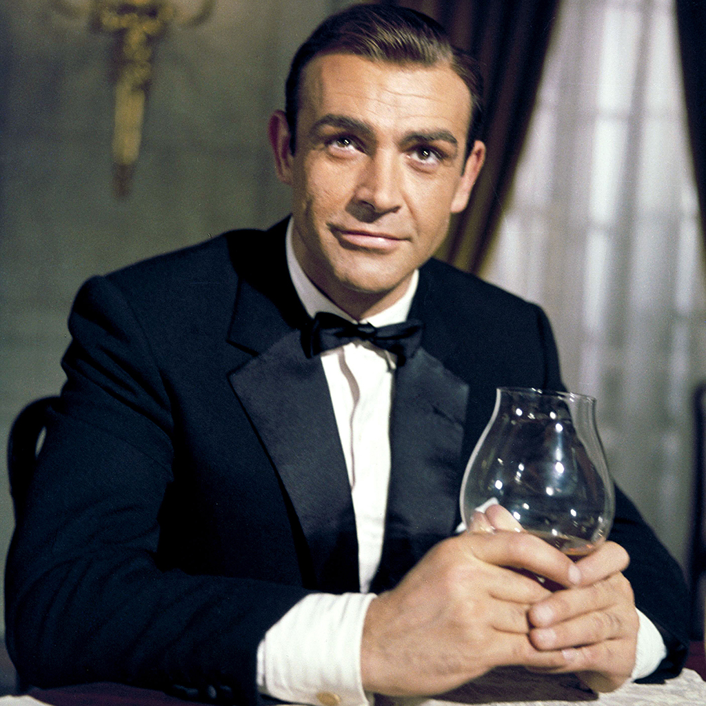 FWX JAMES BOND DRINKING INFOGRAPHIC