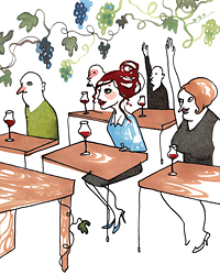 Can Wine School Lead to a New Career?