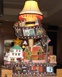 Over-the-Top Gingerbread Houses