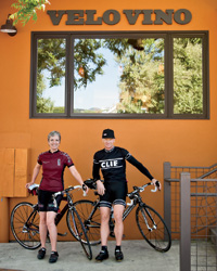 Napa Wineries by Bike